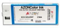 CY220 - Cyan - 220ml - ACM-VJ22C - Mutoh ValueJet Eco-Solvent Equivalent 628, 1204, 1324,1624