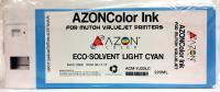 LC220 - Light Cyan - 220ml - ACM-VJ22LC - Mutoh ValueJet Eco-Solvent Equivalent 628, 1204, 1324,1624